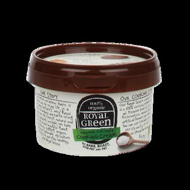 Royal Green Org Coconut Cooking Cream Bio 250ml