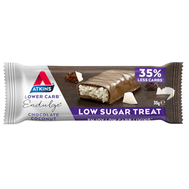 Atkins Endulge Reep Chocolade Cocos
