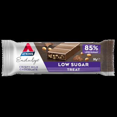 Atkins Endulge Crispy Milk Chocolate 30gr