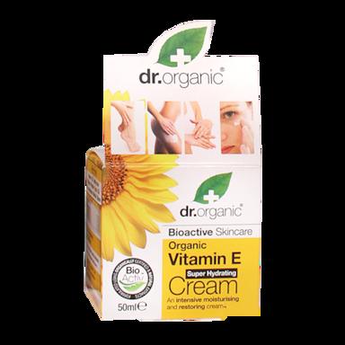 Dr. Organic Vitamine E Crème