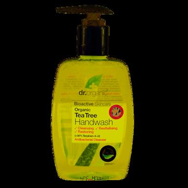 Dr. Organic Tea Tree Handzeep