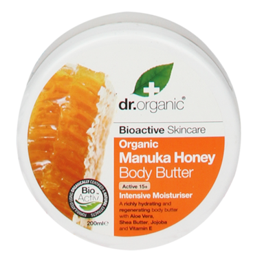Dr. Organic Manuka Honey Body Butter