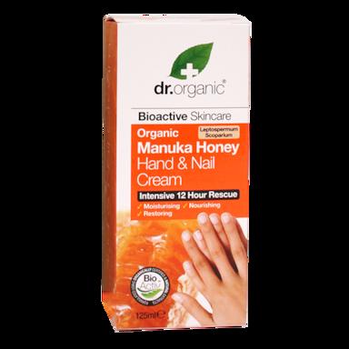 Dr. Organic Manuka Honey Hand- En Nagelcrème