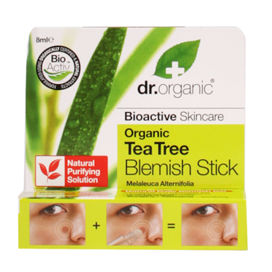 Dr. Organic Tea Tree Anti-Puistjes Stick