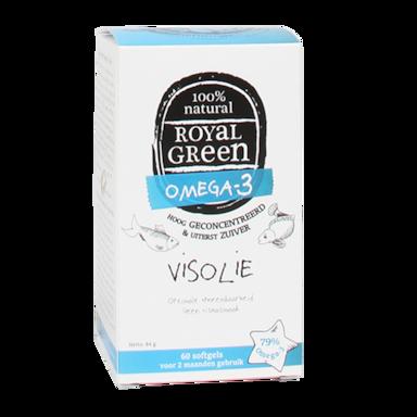 Royal Green Visolie (60 Capsules)