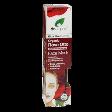 Dr. Organic Rose Otto Masker