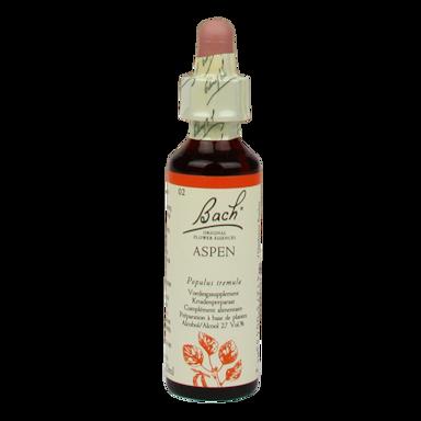 Elixirs Bach Original Flower Tremble 20 ml