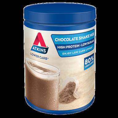 Atkins Advantage Shake Mix Chocolate 370gr