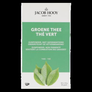 Jacob Hooy Groene Thee (50 Theezakjes)