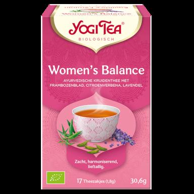 Yogi Tea Équilibre Femme Bio