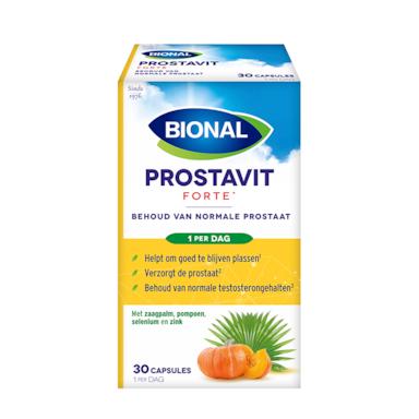 Bional Prostavit Forte (30 Capsules)