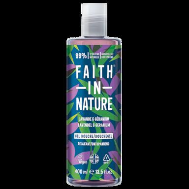 Faith In Nature Lavendel En Geranium Bodywash