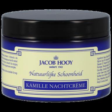 Jacob Hooy Kamille Nachtcrème