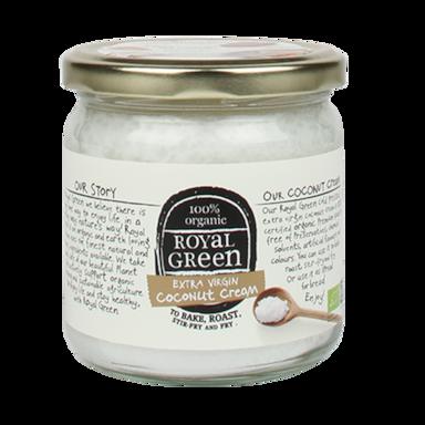Royal Green Org Coconut Cream Extra Virgin Bio 325ml