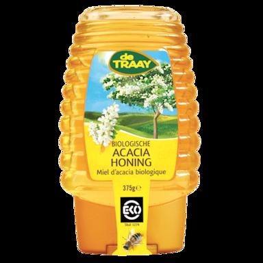 De Traay Imkerij Acacia Honing Bio (375gr)
