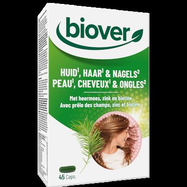 Biover Huid, Haar & Nagels (45 Capsules)
