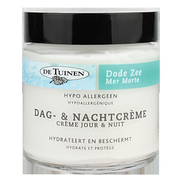 De Tuinen Dode Zee Dag- & Nachtcrème Hypo-Allergeen 120ml
