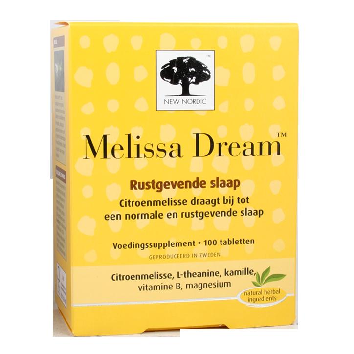 New Nordic Melissa Dream (100 Tabletten)