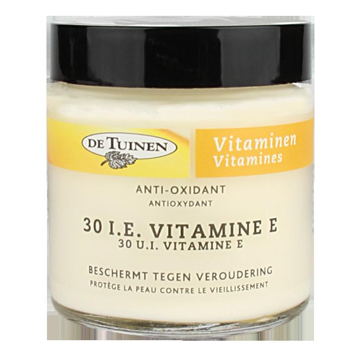 De Tuinen Vitamine E Crème