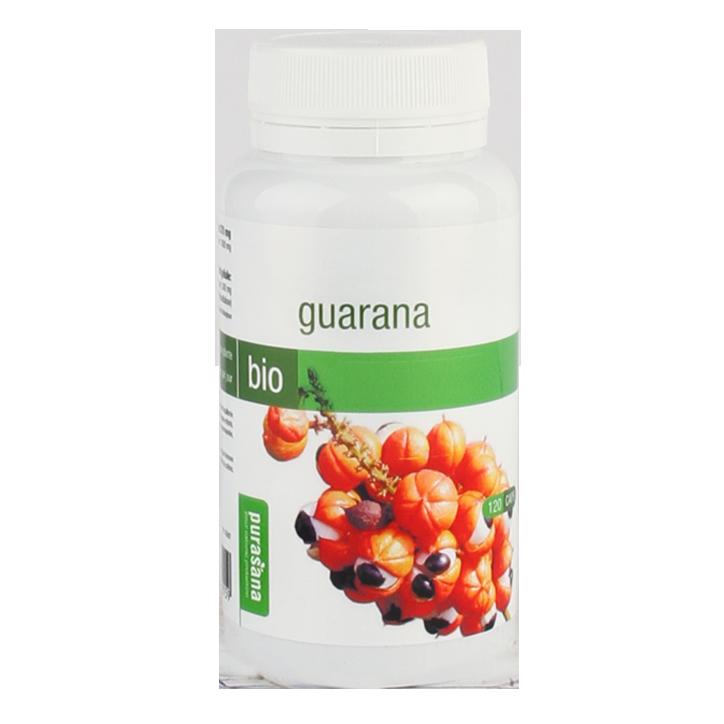 Purasana Guarana Biologique