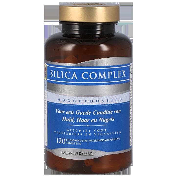 Holland & Barrett Silica Complex (120 Tabletten)