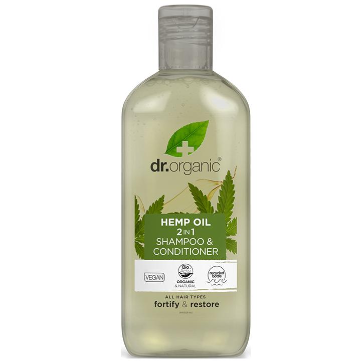 Dr. Organic Hemp Oil 2-in-1 Shampoo