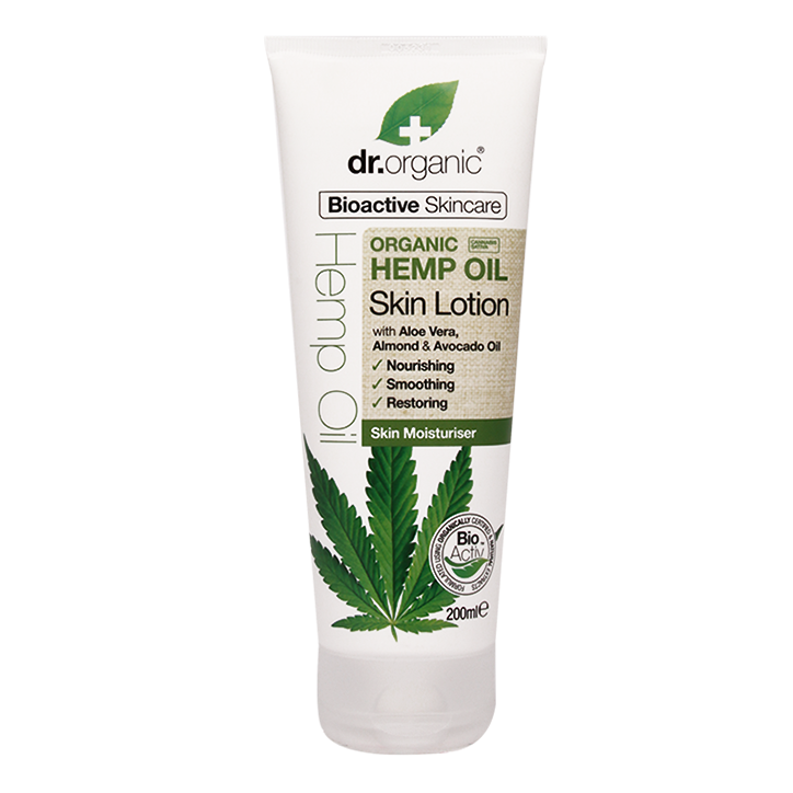 Dr. Organic Hemp Oil Skin Lotion