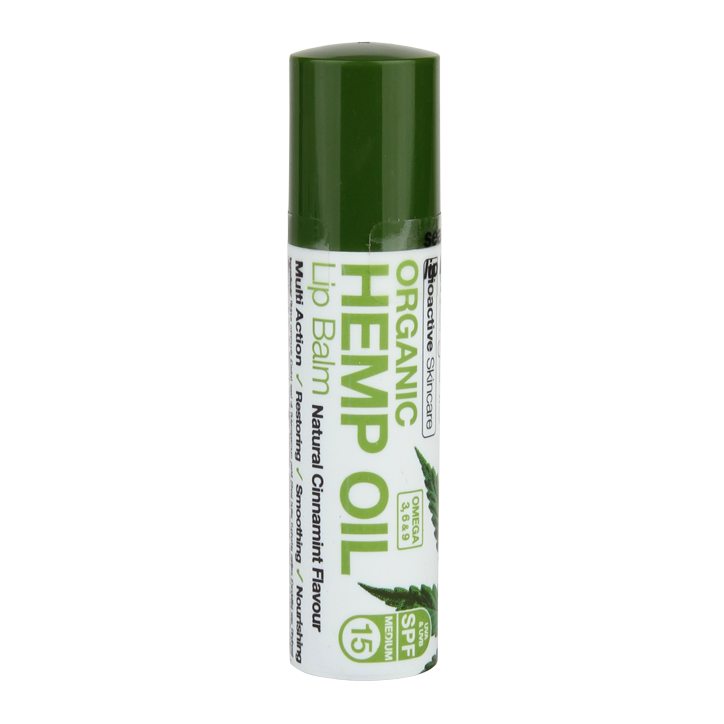 Dr. Organic Hemp Oil Lipbalm