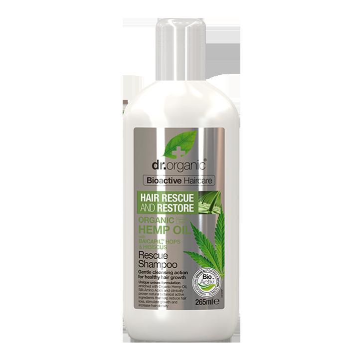 Dr. Organic Hemp Oil Rescue Shampoo