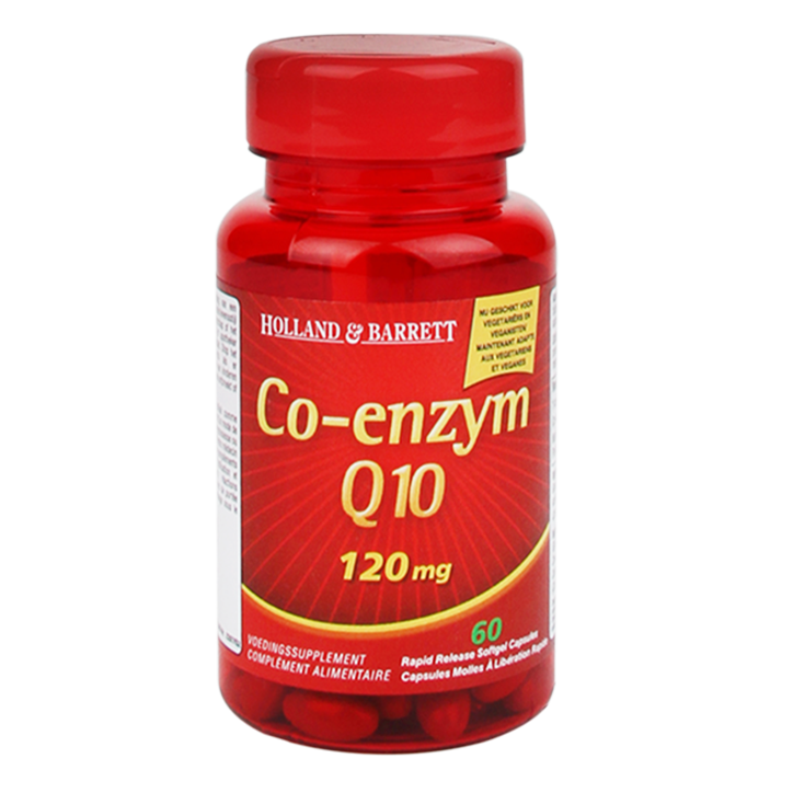 Holland & Barrett Co-Enzym Q10 120mg