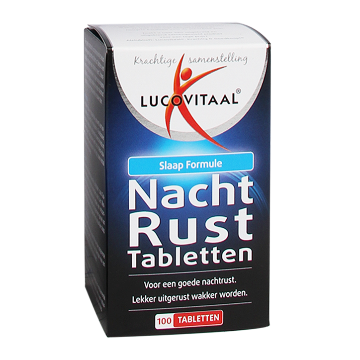 Lucovitaal Nachtrust (100 Tabletten)