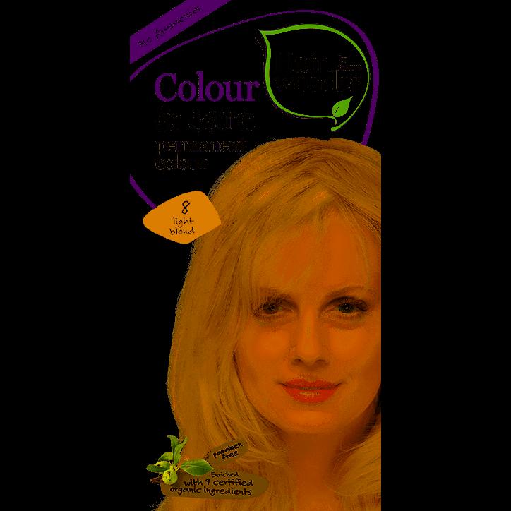 Hairwonder Colour & Care Light Blond 8