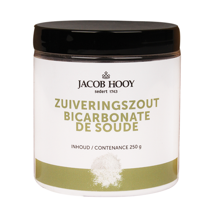 Jacob Hooy Zuiveringszout / Baking Soda (250gr)