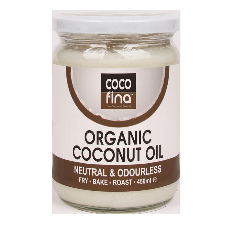 Cocofina Coconut Oil