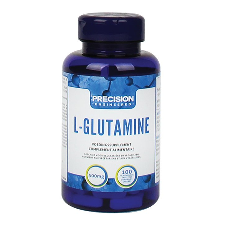 Precision Engineered Pure L-Glutamine