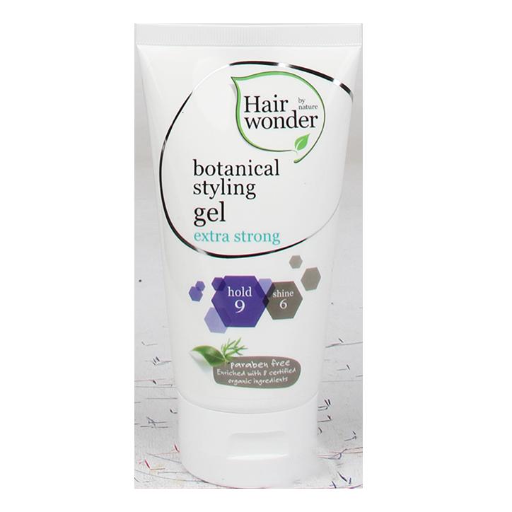 Hairwonder Botanical Styling Gel Extra Strong