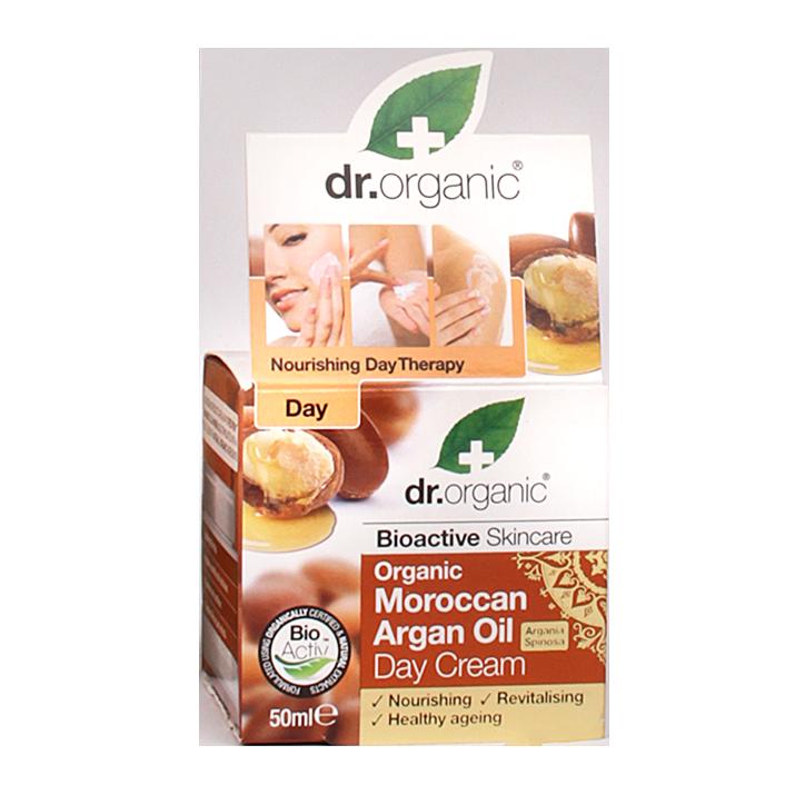 Dr. Organic Moroccan Argan Oil Day Cream