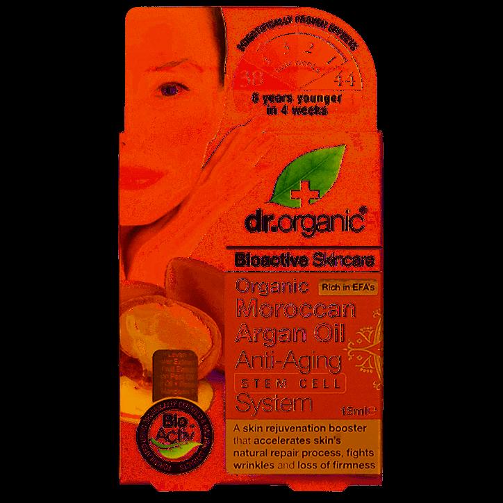 Dr. Organic Moroccan Argan Oil Anti-Aging System