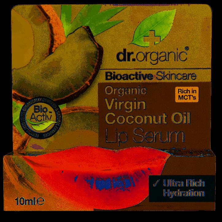 Dr. Organic Virgin Coconut Oil Lip Serum