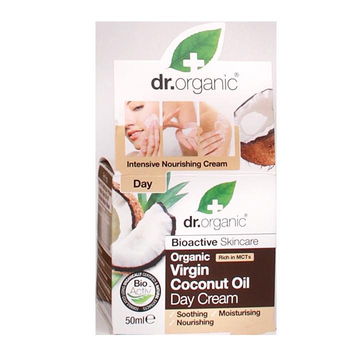 Dr. Organic Virgin Coconut Oil Day Cream