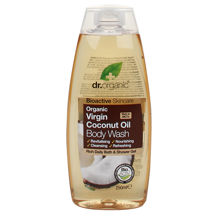 Dr. Organic Virgin Coconut Oil Body Wash