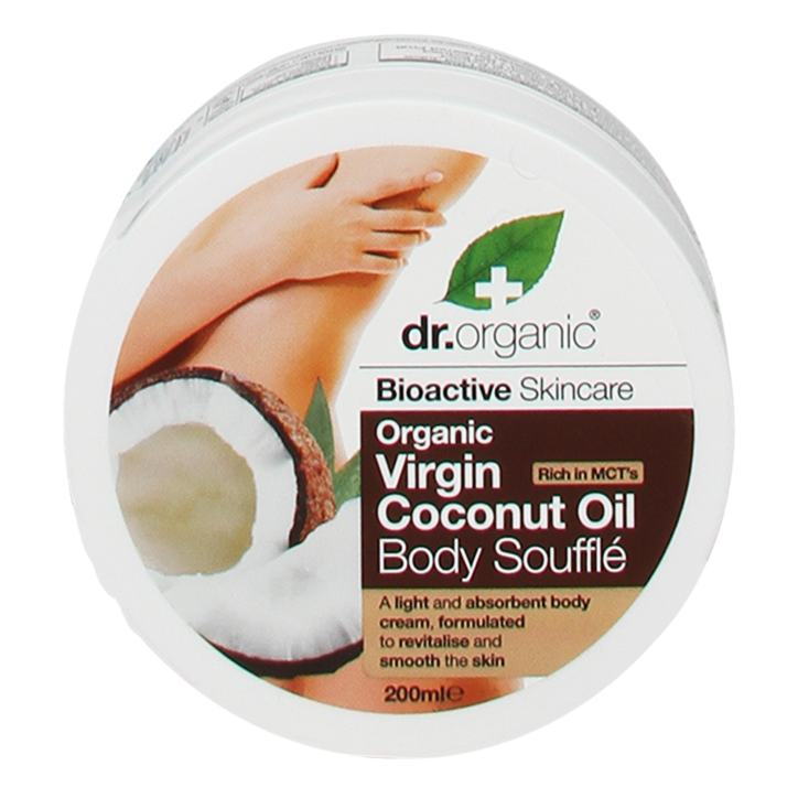 Dr. Organic Virgin Coconut Oil Body Soufflé