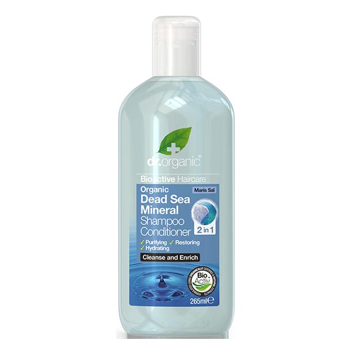 Dr. Organic Dead Sea Mineral Shampoo & Conditioner
