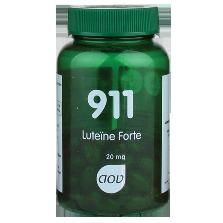 AOV 911 Luteine Forte, 20mg (60 Capsules)