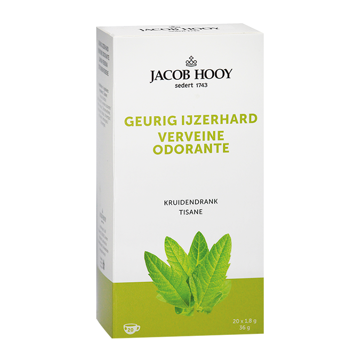 Jacob Hooy IJzerhard  (20 Theezakjes)