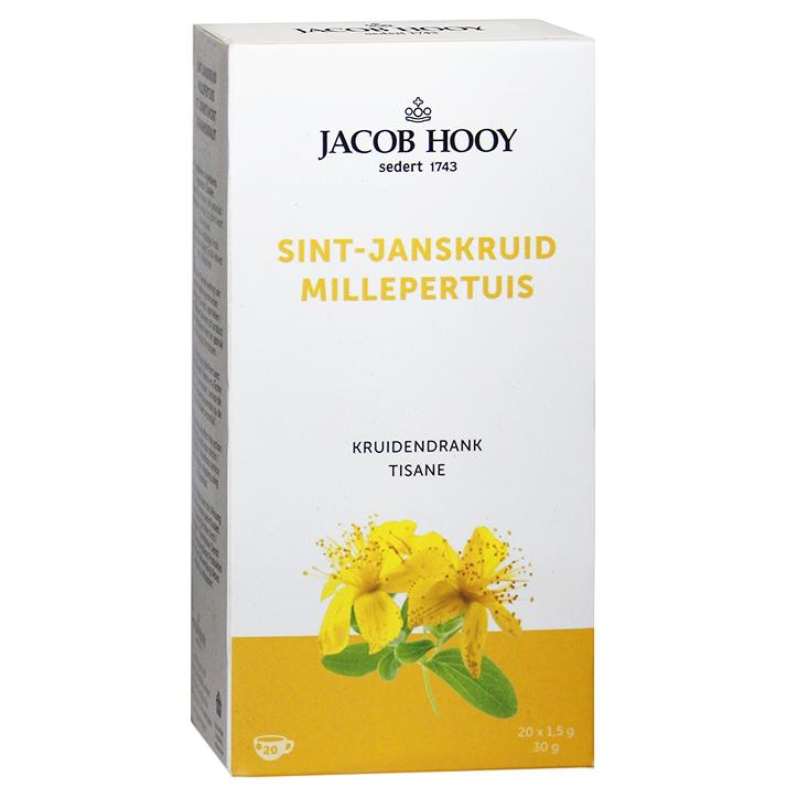 Jacob Hooy St. Janskruid (20 Theezakjes)