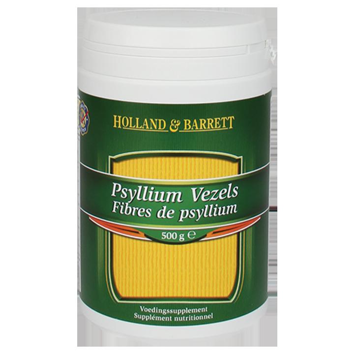 Holland & Barrett Psyllium Vezels (500gr)