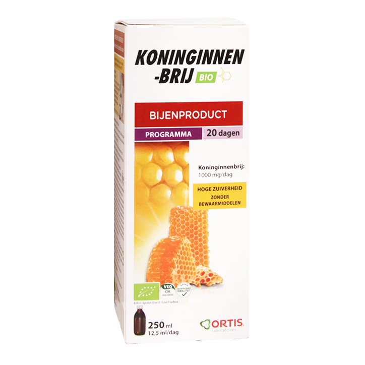 Ortis Koninginnebrij Zonder Alcohol Bio (250ml)