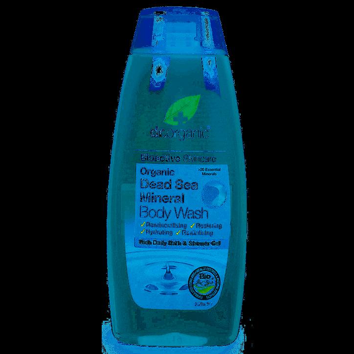 Dr. Organic Dead Sea Mineral Body Wash