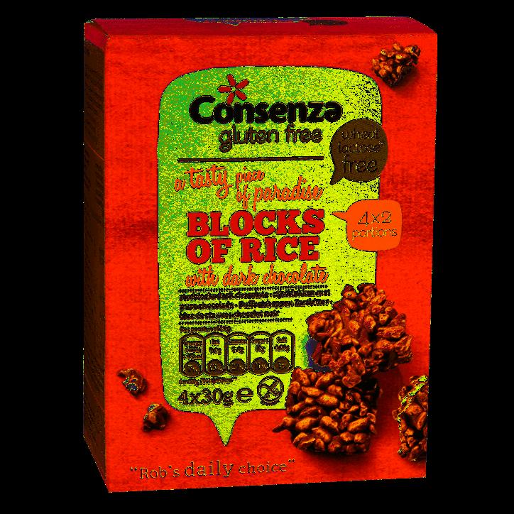 Consenza Cereal Bites Puur
